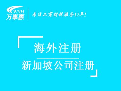 新加坡公司注册代办_注册新加坡公司_代理新加坡注册公司流程与费用-深圳万事惠